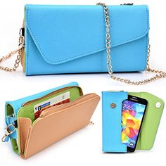 Archos 43 Internet Phone Cases / Smartphone Crossbody Bag in Many Colors - http://handbagscouture.net/brands/kroo/archos-43-internet-phone-cases-smartphone-crossbody-bag-in-many-colors/