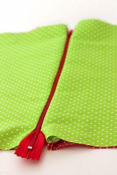 Idee regalo Natale fai da te, la borsetta per il trucco – Casa e Trend
