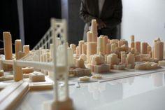 La ciudad de San Francisco impresa en 3D - Impresoras3d.com