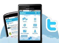 Twitter Android: Hacer que aparezcan los mejores en 1er lugar