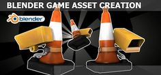 The course covers: the Blender Interface/Navigation; 3D Modeling (general); Modelling a game asset; UVs; Baking; 3D Painting; Importing and Exporting; LOD creation. Also relevant to Second Life, OpenSim, etc. The course is avail both on Steam and Blender Cloud (http://cloud.blender.org). The price is about the same {depending on your context, one option or the other may be more suited to serve your needs). I have a Steam account but I have chosen to access this course via Blender Cloud.