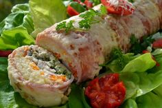 Egy finom Csirkemell pongyolában ebédre vagy vacsorára? Csirkemell pongyolában Receptek a Mindmegette.hu Recept gyűjteményében!