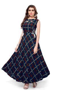 Attractive Rayon Kurti For Women