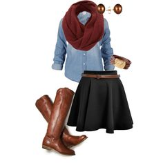 A fashion look from January 2013 featuring Alkemie bracelets and SELECTED scarves. Browse and shop related looks.