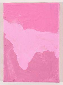 Mini Pink - Mary Heilman 2012