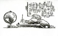 RIP, ETTA HULME, 90: Political-cartooning colleagues salute her as 'trailblazer' and 'friend'