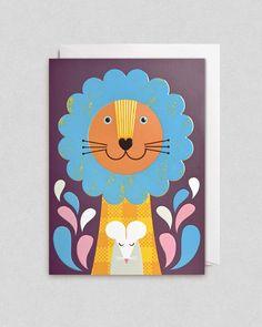 Zootown Greetings Cards by Kelly Hyatt