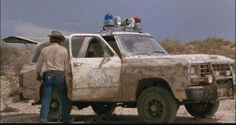 1983 Ramcharger. Lone Wolf McQuade