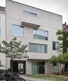 Berlin Office - David Chipperfield