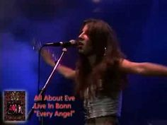 All About Eve-Live in Bonn-Every Angel - YouTube