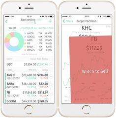 5 Best Apps to Use for Personal Investing It used to be difficult to be an individual investor making ones own decisions about trading on the stock market. The reason? The brokers and fund managers do this for a living every day and they just have always had more information and more research at their fingertips. @tachyeonz