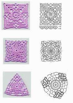 Crochet.es.un.arte!: Crochet - Remeras y Muestras
