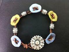 buttons bracelet - Google zoeken