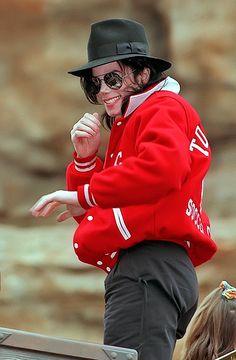 Michael Jackson, Germany 1996