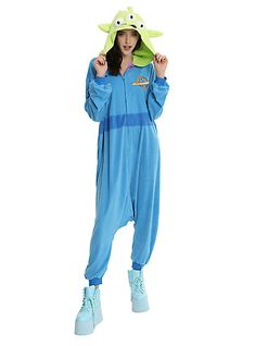 Disney Pixar Toy Story Alien Union SuitDisney Pixar Toy Story Alien Union Suit,