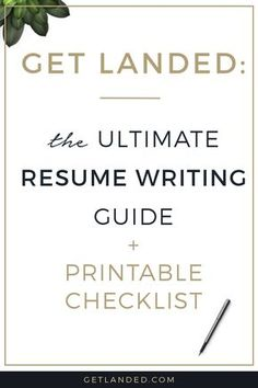newsflash your resume isn t really all about you keep this one