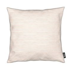 Blush Watercolor Stripes - Kind of Style - Kussen