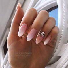 Luxe Ombre Nail Design