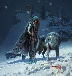 Nord Sorcerer (Elder Scrolls Legends)