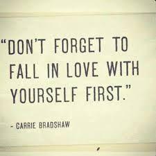 Was ik maar veel eerder verliefd op mezelf geworden, het maakt zo tevreden