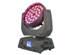 LED Moving Head with Zoom 8 deg -60 deg, 36 PCS 10W 4in1 CREE LEDs, Venuslight (VM-ZQ1036) - China led moving head light zoom 36 10w 4in1...