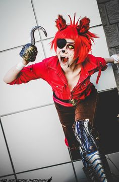 Five Nights at Freddy's Foxy by TraumaticCandy on DeviantArt