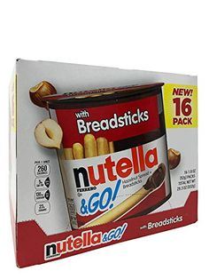 46 Best Nutella & GO! images in 2015 | Hazelnut spread, How