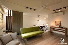 HDB 4Rm@Yishun - Living Room | Home & Decor Singapore