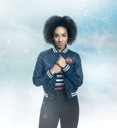 """sillytilly09: """"Bill Potts in Twice Upon a Time """""""