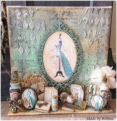 Scrap-Unlimited - great ideas for all sorts of altered & mixed media projects, as well as great embellishments