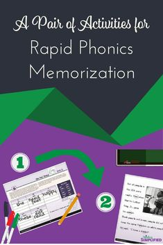 Are your students not memorizing the phonics info you teach? Discover how just 2 simple activities will shore up their foundation as readers, making phonics info begin to stick--FAST! And, grab a free activity packet in honor of Martin Luther King, Jr. that helps phonics' memorizing. #phonics #decoding #MLKJr. Teaching Phonics, Phonics Activities, Teaching Strategies, Teaching Reading, Classroom Rules, Classroom Resources, Reading Incentives, Learning Games For Kids, Struggling Readers