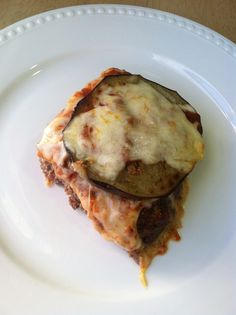 Eggplant Meatloaf Parmesan  http://theeverydaycontessa.blogspot.com