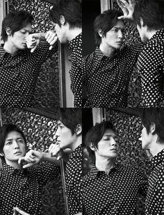 紳士の週末──玉木 宏、バーバリー プローサムを着る(3)|ワードローブ(メンズファッションアイテム)|GQ JAPAN