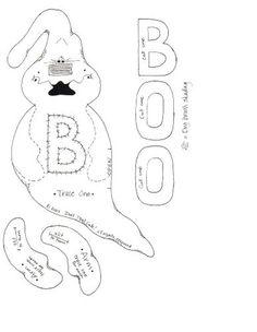 boo2 - moldes 1