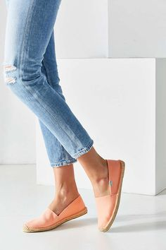 Soludos Dali Espadrille Slip-On Shoe - Urban Outfitters