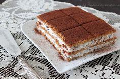 Mattonella+di+biscotti+con+crema+di+ricotta