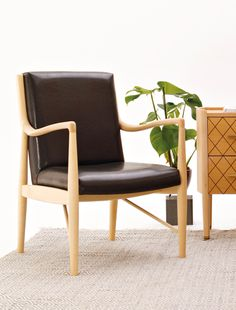 Deco Classic Beechwood Armchair
