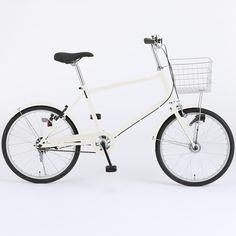 20型フル装備自転車・ベージュ オートライト・バスケット・後輪錠付き | 無印良品ネットストア