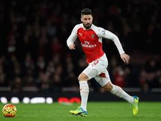 Arsenal striker Olivier Giroud doubt for Chelsea clash, Aaron Ramsey still out