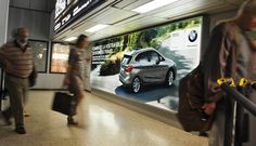 Aeroporti - BMW- Milano Linate #IGPDecaux #Bmw #Milano #Linate
