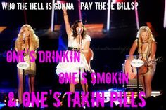 Taking Pills- Pistol Annies Pistol Annies, What Is Happiness, Country Music Quotes, Miranda Lambert, Sign Quotes, Pills, Besties, Concert, Movie Posters
