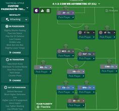 Barcelona Tiki Taka Tactics Emulating Pep Guardiolas Positional Play In Football Manager Passion4fm In 2020 Football Manager Pep Football