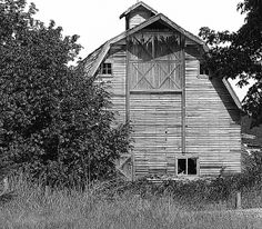 Old Country Barns | Old Country Barn | Flickr - Photo Sharing!