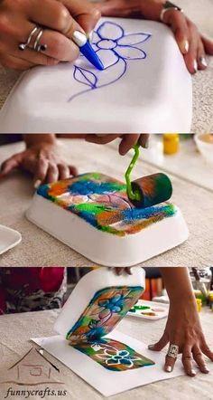 10 Ideias de artesanato para desenvolver com idosos