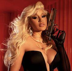 Constance Wu, Nicki Minaj, Short Hair With Bangs, Short Hair Styles, Cardi B Hairstyles, Ponytail Hairstyles, Jennifer Lopez, Viral Dance, Rapper