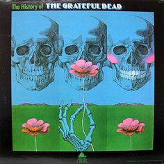 Grateful Dead The History Of The Grateful Dead – Knick Knack Records