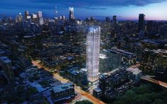 SkyWatch Condos is steps to Bloor Subway. Enjoy the luxurious shopping at Yonge and Bloor. Yorkville living is also within close proximity. UofT St George Campus and Ryerson are 15 minutes walk away.