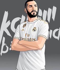 Real Madrid Football Club, Football Is Life, Football Art, Football Player Drawing, Good Soccer Players, Football Players, Real Madrid Kit, Real Madrid Players, Coco Costume