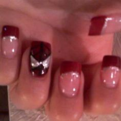 Spiderman nails