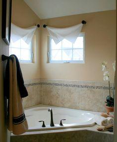 Bathroom Window Treatments window treatments for glass block windows - google search | master